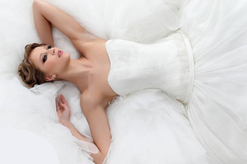 Abiti da sposa Vintage reinterpretati dalla stilista Sabrina Maietta – atelier Dream Sposa