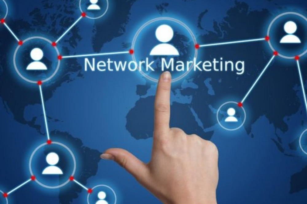 Lavorare con il network marketing