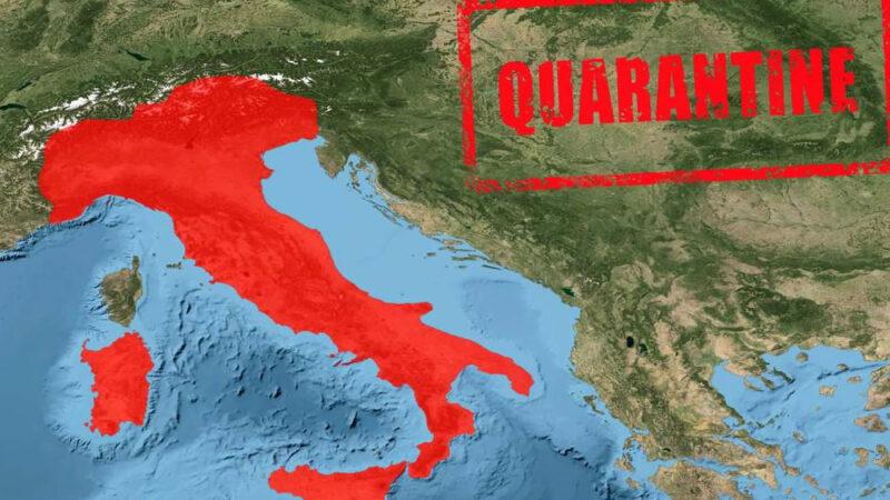Pandemia: regioni rosse… di vergogna?