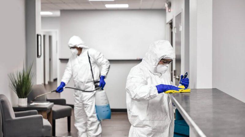 Le imprese di pulizie al tempo della pandemia