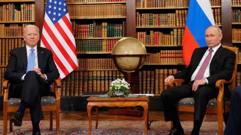 Biden e Putin si incontrano a Ginevra
