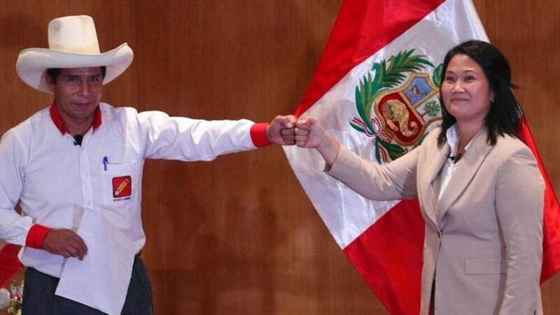 Elezioni in Perù: il contadino sfida la principessa